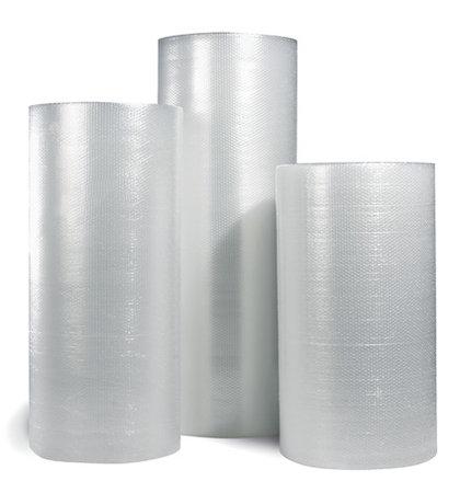 Luftpolsterfolie 3-lagig, 1500mm breitx100lfm, 75µ