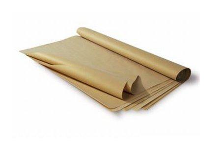 Antirutschpapier, 740x1140 mm, 65g/qm, braun, 2-seitig beschichtet