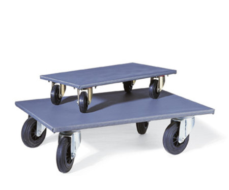Möbelroller 35x60cm, Jumbo 100 Super Gummi